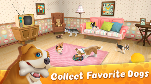 Dog Town: Pet Shop Game, Care & Play with Dog filehippodl screenshot 2
