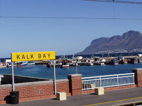Photo: In the Bay ,you can see whales.....