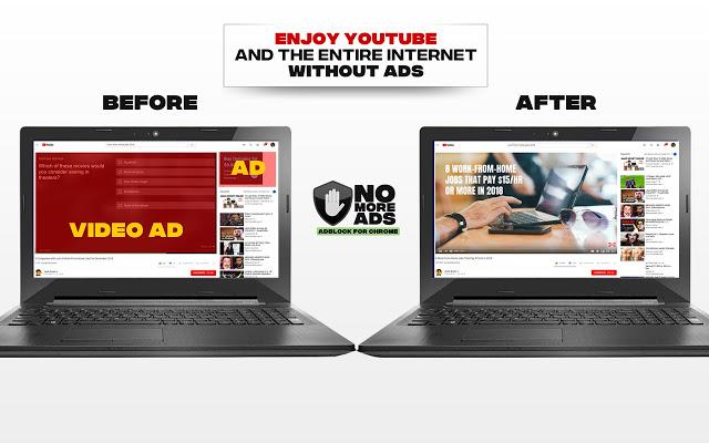 AdsBeGone - Ads & PopUp Blocker