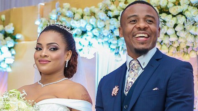 Different hairdos by Ali Kiba's wife we all love