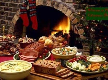 Christmas Dinner Recipe 2013
