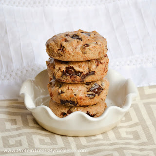 Quest Chocolate Chunk Almond Cookies