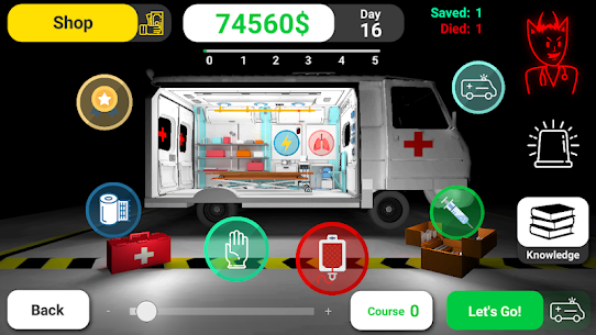 Reanimation inc: Realistic Emergency ER Simulator! Apk Download For Android and Iphone 2