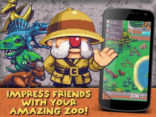 Idle Dino Zoo 0.6.3 screenshots 7