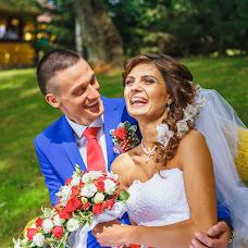 Wedding photographer Tatyana Kulagina (tatyanakulagina). Photo of 24.07.2016
