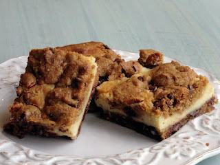Chocolate Chip Cream Cheese Brownies Recipe