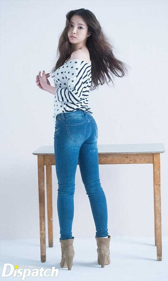 naeun jeans 46