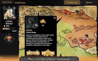 Screenshot of Eldhelm - online CCG/RPG/Duel