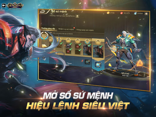 Garena Liu00ean Quu00e2n Mobile 1.24.1.2 screenshots 14