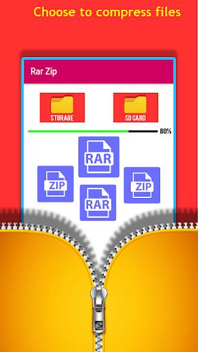Zip - RAR for PC / Windows 7, 8, 10 / MAC Free Download