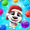 子犬バブルシューティング icon