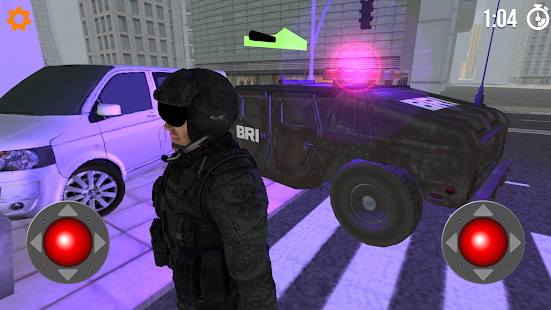 Police Vs Terrorist- screenshot thumbnail
