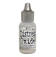 Tim Holtz Distress Oxide Ink Reinker 14ml - Hickory Smoke