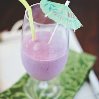 Tropical Triple Berry Smoothie