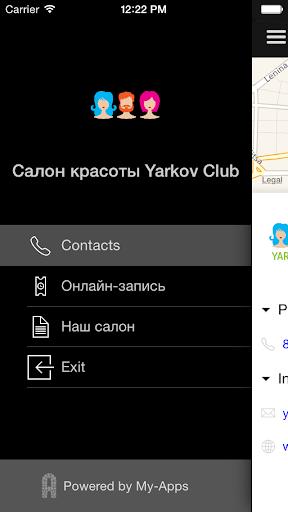 Салон красоты Yarkov Club