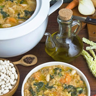 Ribollita, a Classic Tuscan Winter Soup Recipe