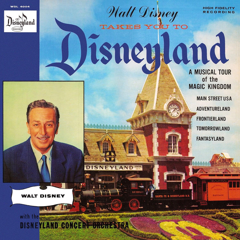 Oliver Wallace, Ralph Burns, Tutti Camarata, Walt Disney