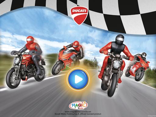 Magic Kinder Ducati 1.1.2 screenshots 1