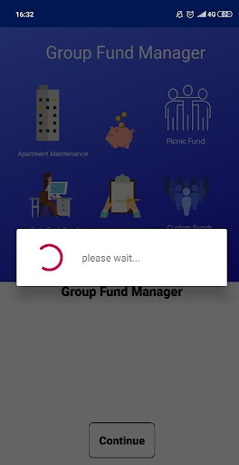 Group Fund Manager screenshot 1