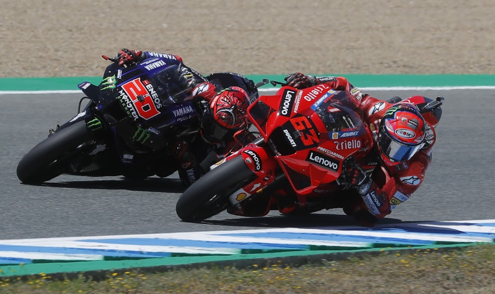 Wet weather means anything is possible at French MotoGP