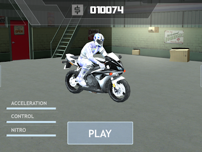 SUPER BIKE RACERS 3D screenshot 8
