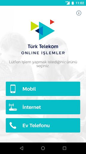 Tu00fcrk Telekom Online u0130u015flemler 7.1.1 screenshots 1