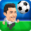 Mini Football Head Soccer Game icon