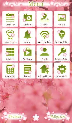 Bird & Cherry Blossoms Theme 1.0.0 Windows u7528 2