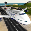 Simulador vuelo icon