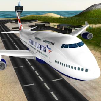 Flight Simulator: Fly Plane 3D