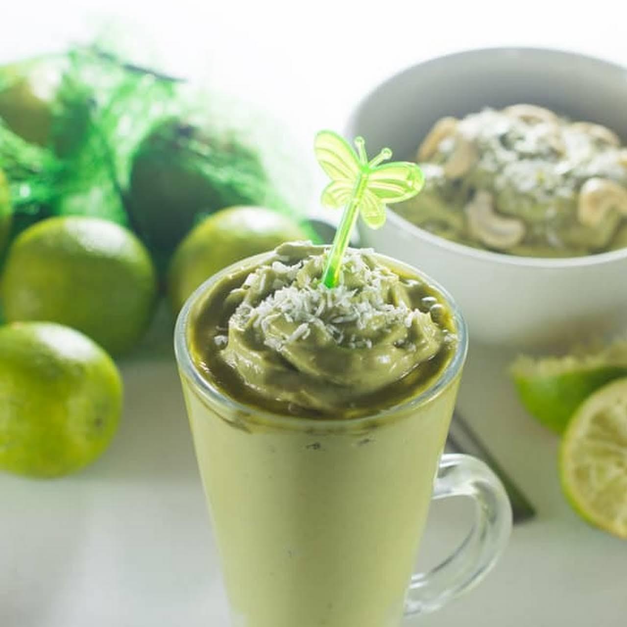 Key Lime Pudding