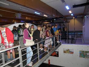 Photo: 2. den - Zaujal nás i model raketoplánu (Euro Space Center, Transinne, Belgie)