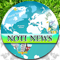Noti News Online Face Free icon