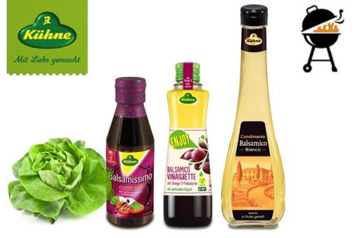Bild für Cashback-Angebot: Kühne Salat-Promo - 1 Mio. Salate gratis!