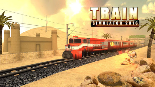 Train Simulator - Free Game  screenshots 1