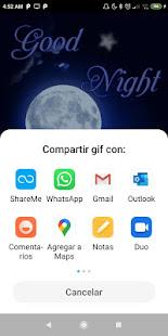 Gif de Buenas Noches  apk screenshot 5