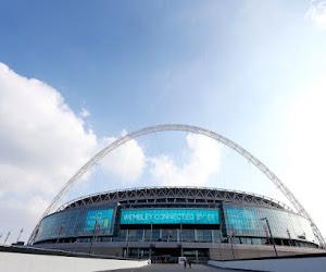 Wembley rempli à 75% pour les demis et la finale, a décidé l'UEFA !