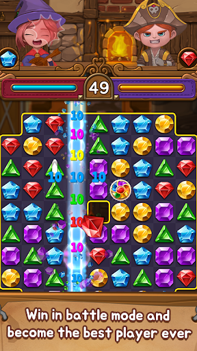 Jewels Time : Endless match 2.3.2 screenshots 4