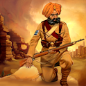 Saragarhi Fort Defense: Sikh Wars Chap 1 icon