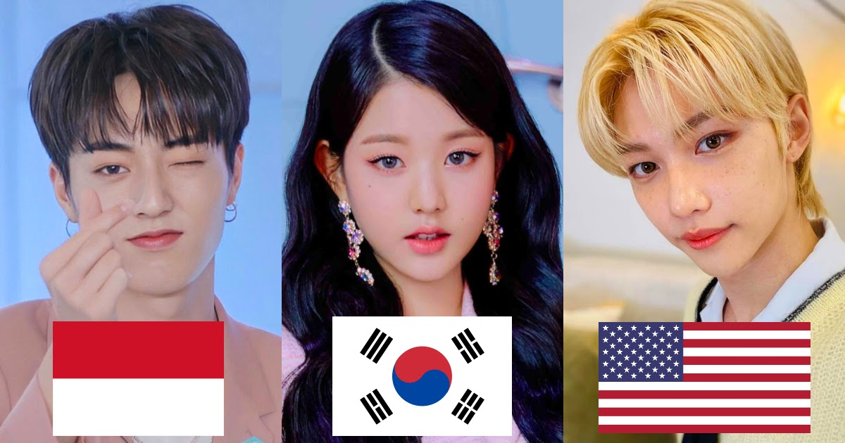 These Are The Ten Most Popular Fourth Generation K-Pop Groups In 16 Different Countries