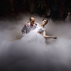 Wedding photographer Evgeniy Mashaev (Mashaev). Photo of 28.10.2018