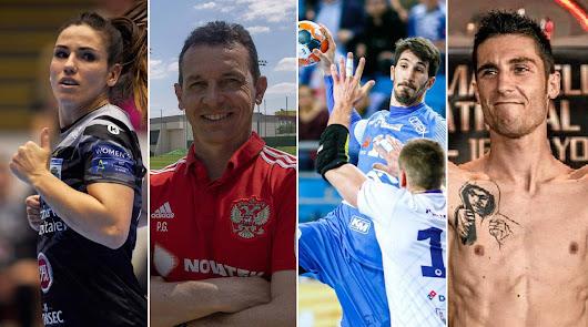 ¿Cómo viven los deportistas almerienses en el extranjero el coronavirus?