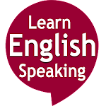 Learn English Speaking, Conversation, Vocabulary Icon