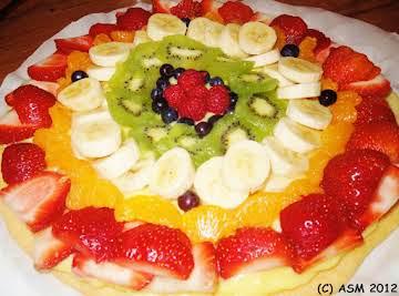 Scrumptious Fruit Tart
