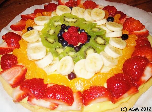 Scrumptious Fruit Tart Recipe