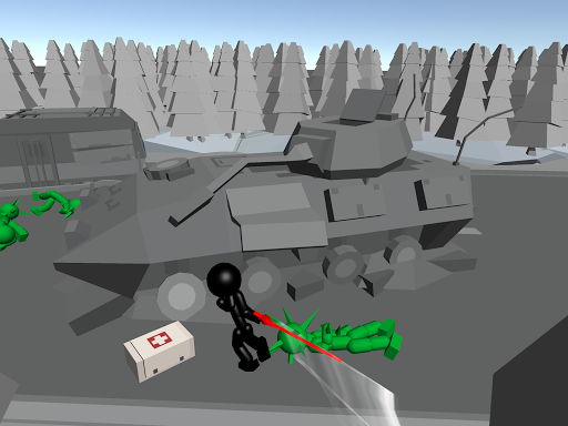 動作必備免費app推薦|Stickman Killing Zombie 3D線上免付費app下載|3C達人阿輝的APP