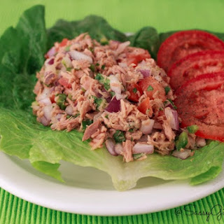 Tuna Salad Kicked Up A Notch – Spicy Tuna Ceviche