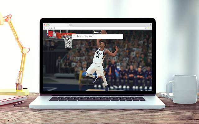 NBA 2K19 Wallpapers New Tab Theme