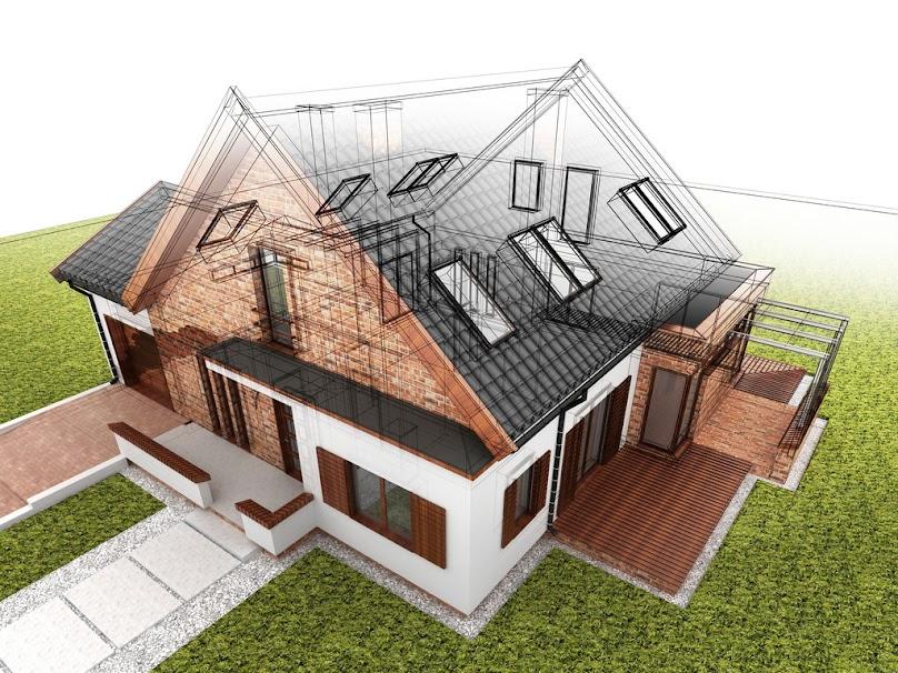 Projektowanie i wizualizacja budynku