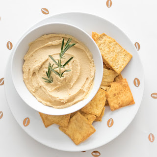 Almond & Artichoke Hummus Recipe #MeatlessMondayNight